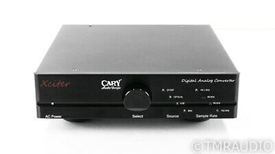 Cary Audio Xciter DAC; D/A Converter