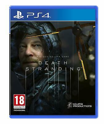 Death Stranding (PS4) (New) - (Free Postage)