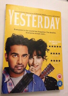 Yesterday (DVD) 2019  - BRAND NEW & SEALED*