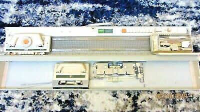 Knitking KH-120 Knitting Machine Original from Japan /Brother /Wool /Accessories