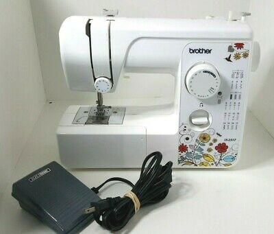 Brother Sewing Machine Model JX2517