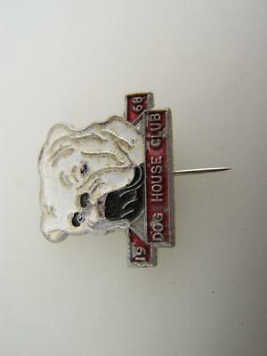 1968 5AD Dog house Club donation stick pin        130