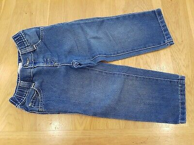 M&S Indigo Jeans- 2-3 years - Combined P&P Offered
