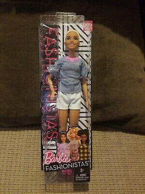 Barbie Fashionista 82 Original Chic in Chambray Doll Outfit Top Shorts Shoes NEW