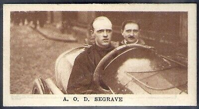 Phillips-Sporting Champions-#11- Motor Racing - Seagrave