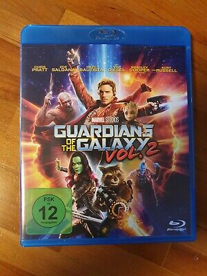 Guardians of the Galaxy - Vol. 2 (2017) Blue Ray