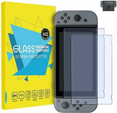 Premium HD 9H Tempered Glass Screen Protector for Nintendo Switch / Lite 2019