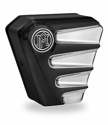 Performance Machine 0218-2001SCA-BMP Horn Cover - Scallop - Platinum Cut