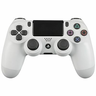 Gamepad Sony PS4 Controller Dual Shock wireless white V2