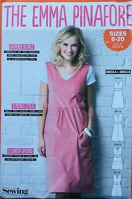 THE LEILA DRESS PATTERN SHEETS FOR SIZES 6-20