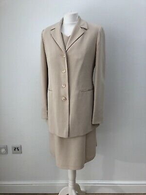 blooming marvellous Uk Size 10 Maternity Dress And Jacket Smart Workwear Office