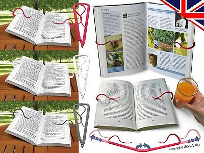Gimble Folding Telescopic Book Holder Direct from the Inventor