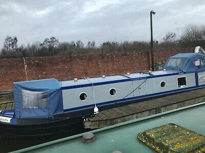 2016 Narrowboat, 160 hrs, 40 ft, lots of extras £42000 Ono