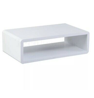 NEW - Floating Wall Mount Shelve - For SKY TV BOX, CDS/DVDS or WIFI Router etc