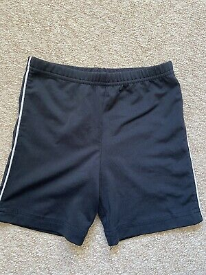 Girls School PE shorts 4-5 Years From Matalan