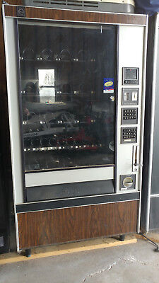 Rowe 490 snack candy vending machine