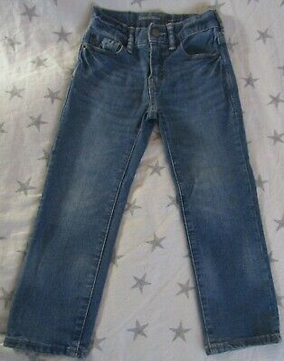 Gap Blue jeans age 5 years. Regular straight cut....New without tags.