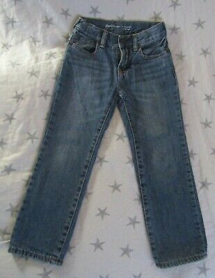 Gap, regular original fit blue jeans. With 100% Cotton lining. age 5