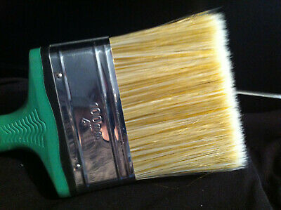 "Shed & Fence Paint Brush 4"" Inch or 100mm Painting Woodwork Smooth"