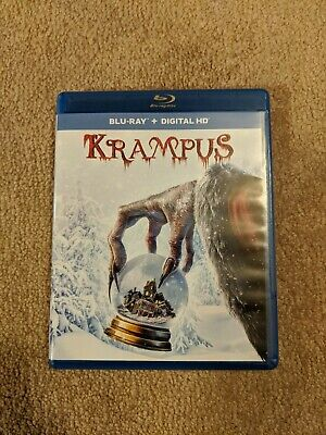 Krampus (Blu-ray Disc, 2016) - Perfect Condition