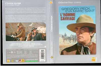 DVD L'homme sauvage | Gregory Peck | Western | <LivSF> | Lemaus