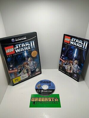 Lego Star Wars II The Original Trilogy GameCube 🇦🇺 Seller