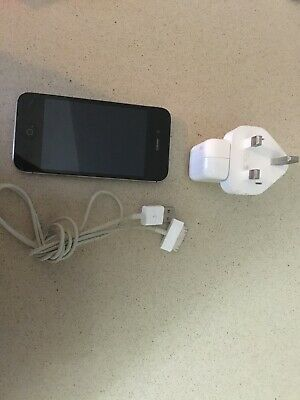 Apple iPhone 4s - 8GB - Black (O2) A1387 (CDMA + GSM)