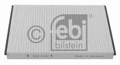 Single Genuine OE Febi Bilstein POLLEN FILTER interior air 19590