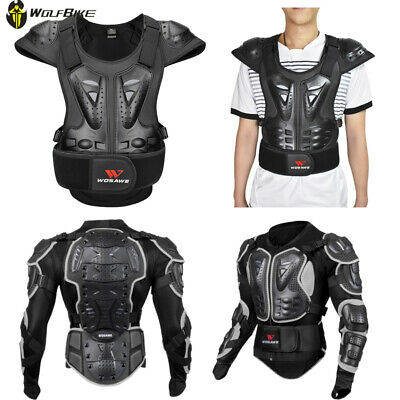 WOSAWE Sports Motorcycle Armor Protector Jacket Motocross Guard Brace Protector