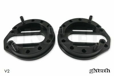 GKTech V2 Offset Strut Tops for Nissan S-Chassis S13/S14/S15 Silvia