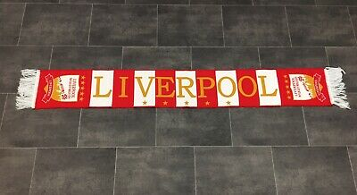 Liverpool Football Scarf - New