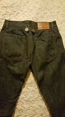 Boys Blue Jeans Jasper Conran Age 11 NEW