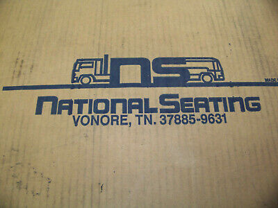 National Seating International Truck UPH Chair Back 2516512C91
