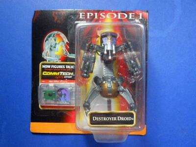 DESTROYER DROID * Hasbro Star Wars Episode 1 TPM 1999  * Loose a