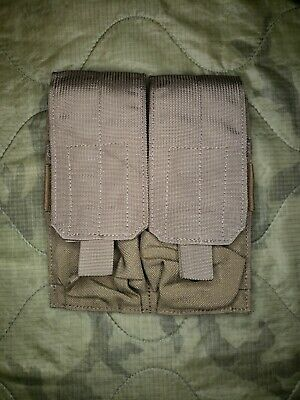 Eagle Allied Industries SFLCS Khaki Tan 2x2 Double Rifle Mag Pouch COYOTE