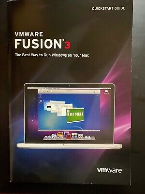 VMware Fusion for Mac 3.0