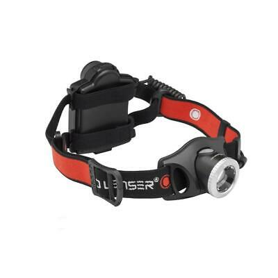 Bisley H7R.2 Rechargeable Head Torch in Test It Blister Led Lenser
