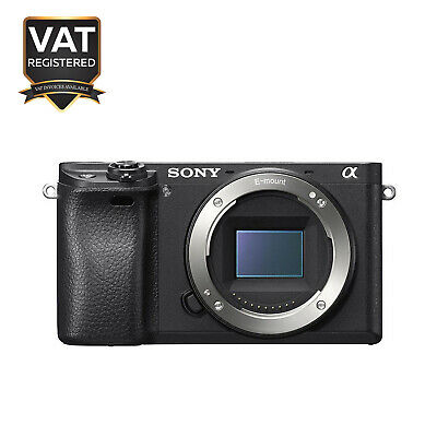 Sony Alpha a6300 Body Only Mirrorless Digital Camera - Next Day Delivery