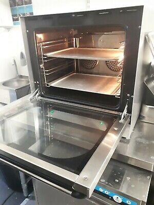 Blizzard Convection Oven 60l, Stainless Steel, 4 Trays, 13amp