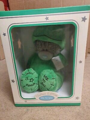 NEW Limited Edition Tatty Teddy Me To You In Frog Costume