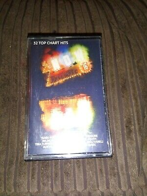 Now That's What I Call Music 16   Various Artists       Cassette    1989