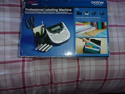 Brother P-touch Professional labelling Machine, slightly used