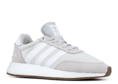 Adidas Originals I-5923 Mens Size 11 Gray White Running Shoes Boost New In Box