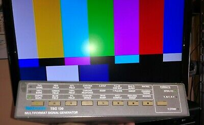 Tektronix TSG 130 Multiformat video signal generator