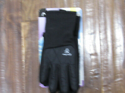 NIP Head Womens Hybrid Gloves-Color-Black-Size-S/P