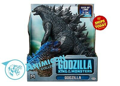 "GODZILLA KING OF THE MONSTERS Set 12"" DINOSAUR JAKKS 2019 NEW MOVIE FIGURE"