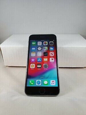 Apple iPhone 6s - 32GB - Space Gray (Cricket) A1633