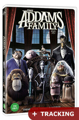 The Addams Family .DVD