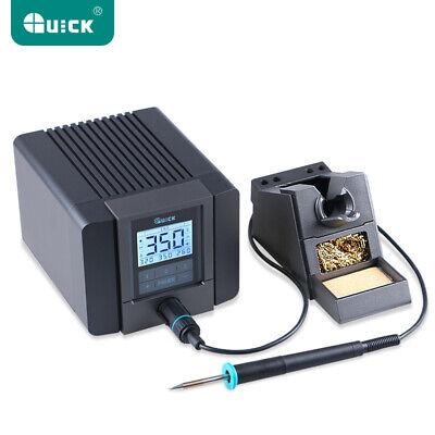 Quick TS1200A 120W 220V LCD Touch Digital Display Soldering Station