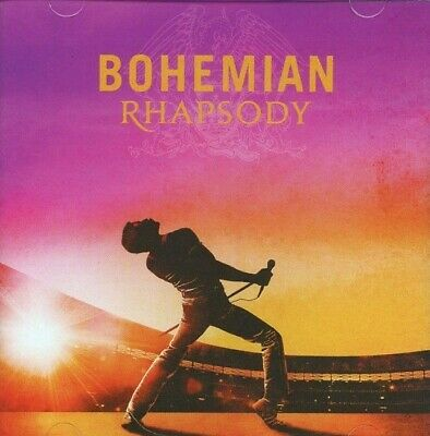 Queen Bohemian Rhapsody (The Original Soundtrack) OST / Mercury May Taylor Bowie